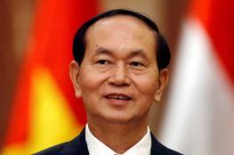 وفاة الرئيس الفيتنامي تران كوانغ