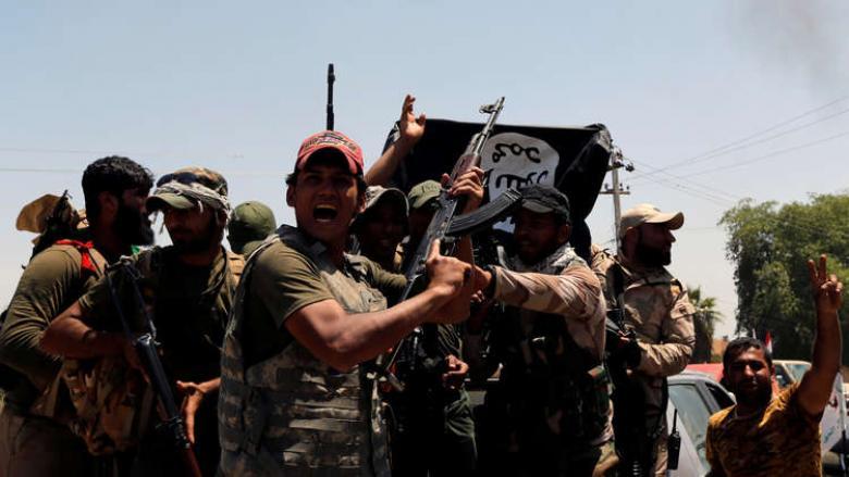 """العراق يطوي صفحة """"داعش"""""""
