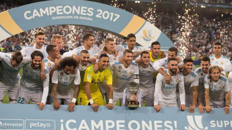 """ريال مدريد """"يطرق"""" أبواب الخماسية"""