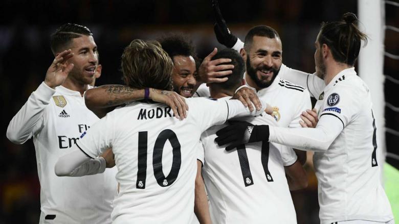 ريال مدريد يسابق الزمن للتخلص من 6 لاعبين
