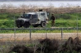 إصابة شاب باستهداف نقطة رصد للمقاومة شرق خانيونس