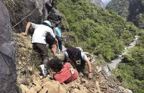 أضرار كبيرة في تايوان جراء زلزال قوي ضرب البلاد اليوم