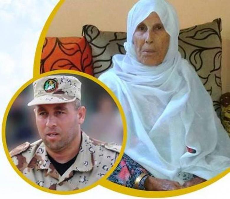 """""""حماس"""" تنعي والدة الشهيد القائد رائد العطار"""