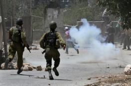 إصابات واعتقالات في الخليل خلال مواجهات مع الاحتلال
