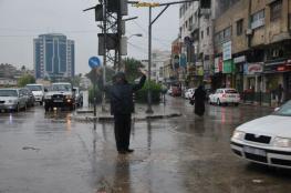 إرشادات هامة للسائقين مع بداية المنخفض والمطر