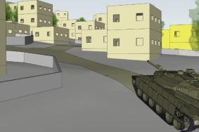 الاحتلال يدشن مدنا تدريبية تحاكي قرى لبنانية