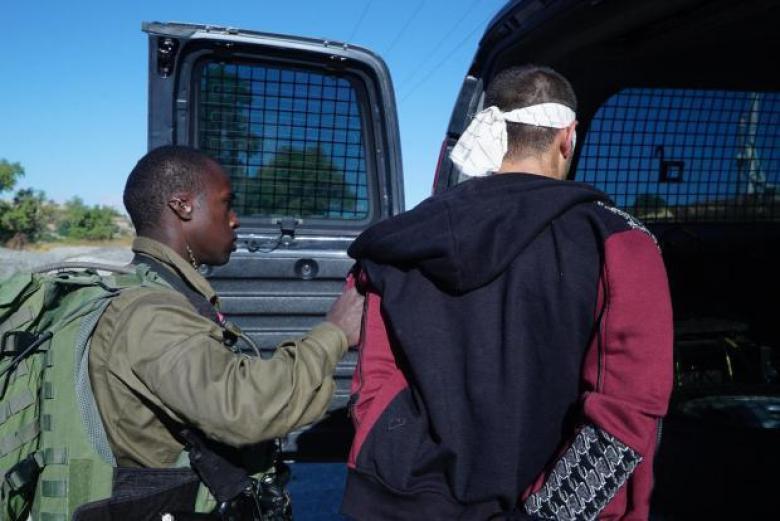"""تعرف على طريقة اعتقال الاحتلال منفذي عملية """"غوش عتصيون"""""""
