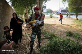 ارتفاع عدد ضحايا هجوم الأهواز بإيران إلى 24