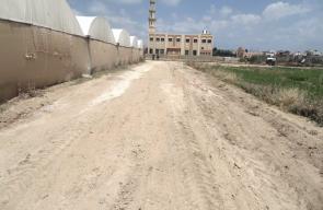 الزوايدة تستعد لافتتاح مسجد الشهيد مازن فقها