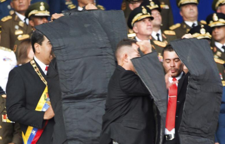 تفاصيل جديدة حول محاولة اغتيال رئيس فنزويلا