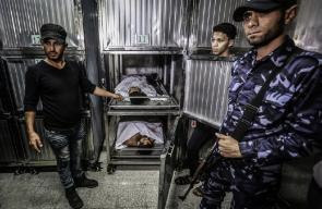 غزة تودع شهداء العدوان الإسرائيلي