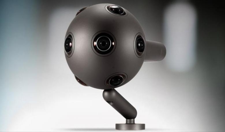 """نوكيا تتخلى عن كاميرا الواقع الافتراضي """"أوزو"""""""