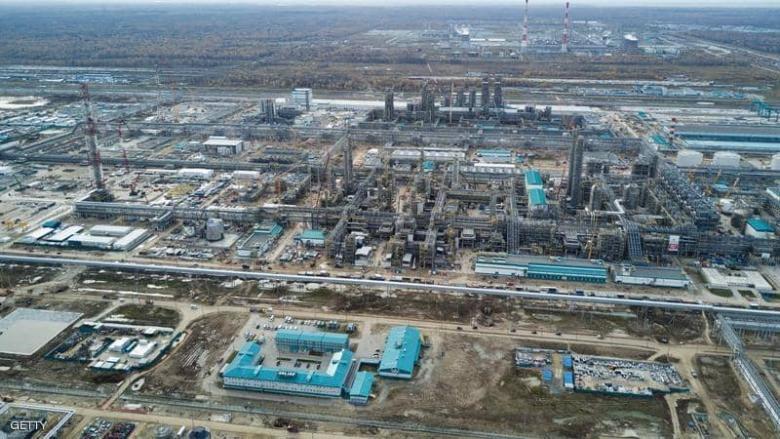 إنتاج النفط الروسي يتراجع في أكتوبر