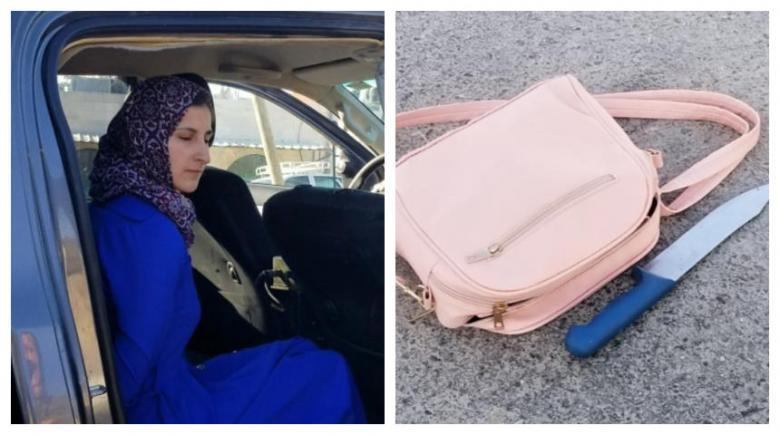 الاحتلال يعتقل فتاة بحوزتها سكينا بالخليل