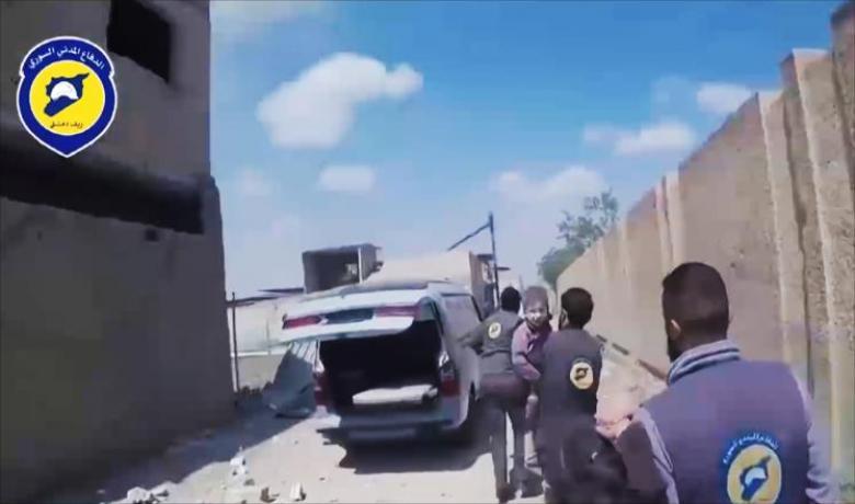 قتلى بالغوطة الشرقية وتقدم لقوات النظام في حماة