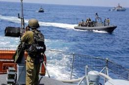 بحرية الاحتلال تعتقل صيادين جنوب قطاع غزة
