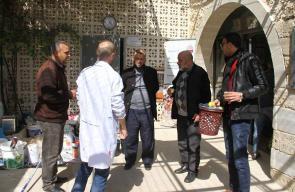 مبادرات شبابية لتزيين شوراع دير البلح