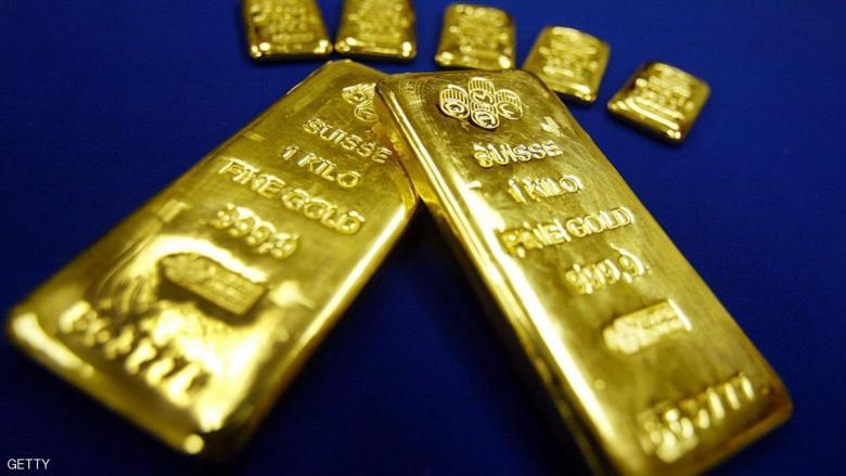 الذهب يقلص مكاسبه وينزل من أعلى مستوى في 5 أشهر