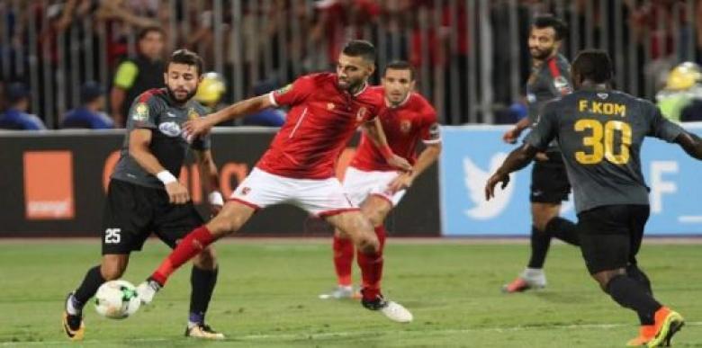 الأهلي يضرب الترجي بثلاثية في نهائي دوري الأبطال