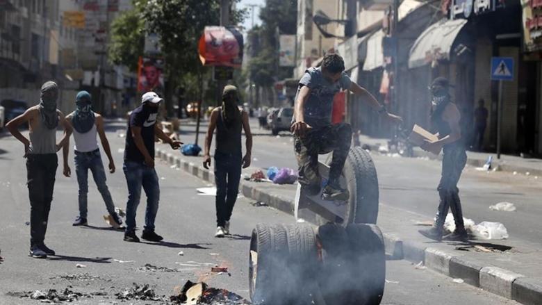 عقب اختفاء أبو ارميلة .. عشرات الإصابات في القدس