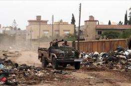 "قتلى بمواجهات بين قوات حفتر و""شورى بنغازي"""