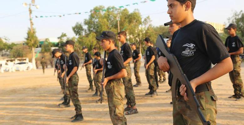 """تقرير إسرائيلي مصور يسلط الضوء على مخيمات """"طلائع التحرير"""""""