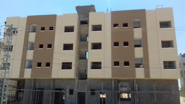 الأشغال: (29,079) إجمالي طلبات ترميم المنازل المدمرة في غزة