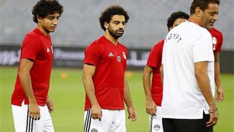 منتخب مصر يسحق سوازيلاند برباعية