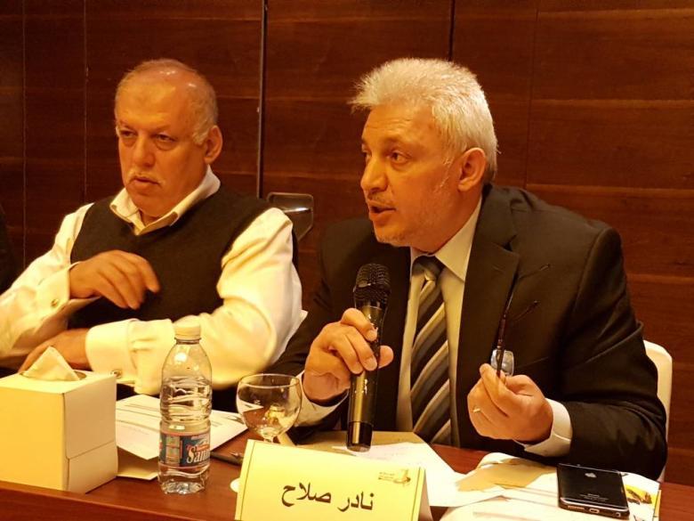 المؤتمر الشعبي لفلسطينيي الخارج يعقد اجتماعه في بيروت
