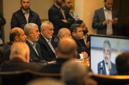 الكشف عن فحوى رسالة جديدة نقلتها حركة حماس إلى الوسطاء