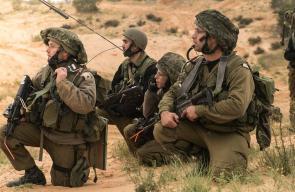 مناورة جيش الاحتلال الأخيرة على حدود غزة