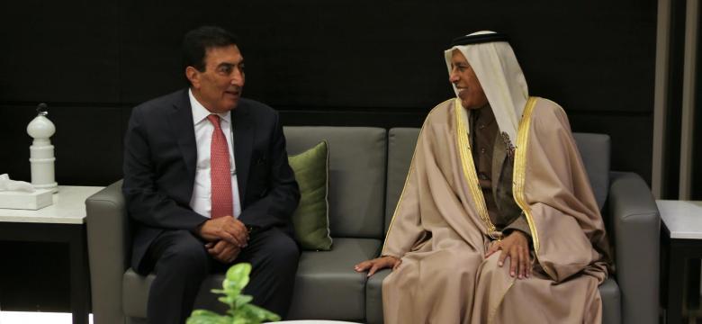 وفد قطري رفيع المستوى يصل إلى الأردن