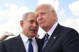 """نتنياهو: ترامب يعمل بشكل جدي على """"خطة سلام"""""""