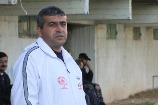 زقوت يترك تدريب غزة الرياضي