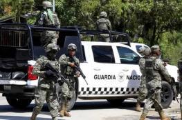 16 قتيلًا.. سجن يتحول إلى ساحة معركة في المكسيك