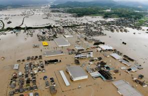 كارثة اليابان تصل بالضحايا إلى 179 قتيلا