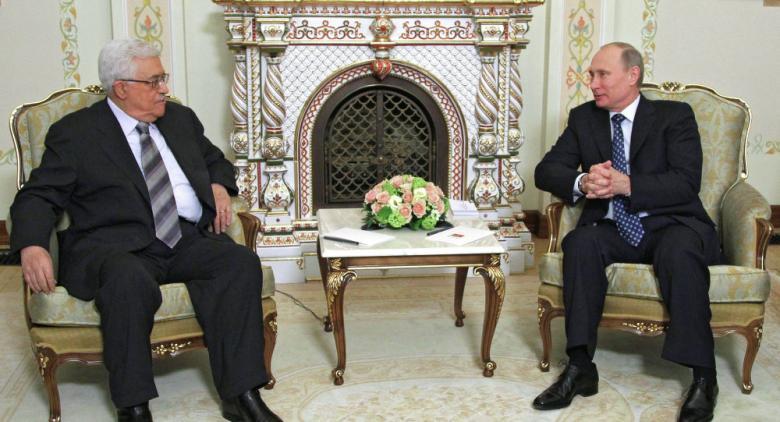 المالكي: بوتين نقل رسالة تهديد حادة من ترمب لعباس