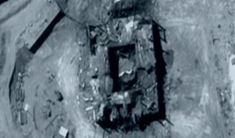 ليبرمان يعتذر عن نشر معلومات قصف مفاعل سوريا
