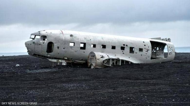 """سائحان يدفعان حياتهما ثمنا لـ""""الطائرة الغامضة"""" في أيسلندا"""