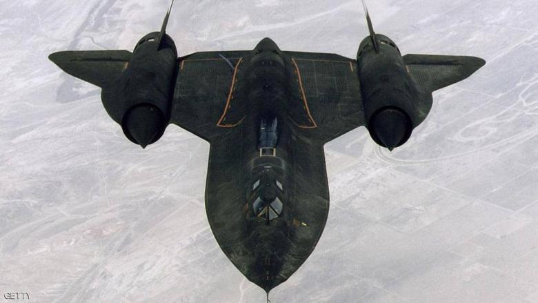 """الطائر الأسود.. """"أسرع طائرة"""" في العالم عمرها 60 عاما"""