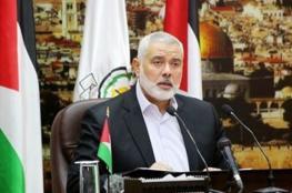 هنية يتلقى مكالمة مهمة من وزير المخابرات المصرية عباس كامل