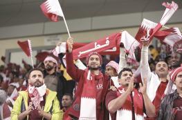 شرطة الإمارات تصادر علم قطر من المشجعين في أبو ظبي