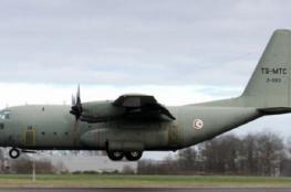 تونس تجلي رعاياها من روما بطائرة عسكرية
