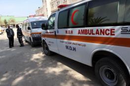 وفاة طفل بحادث سير غرب غزة