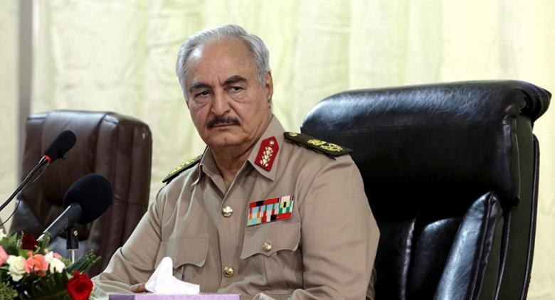 المدعي العام العسكري بطرابلس يأمر بالقبض على حفتر