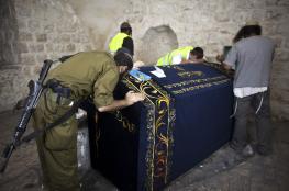  قبر يوسف.. خطأ قاتل من المفاوض يدفع الفلسطينيون ثمنه