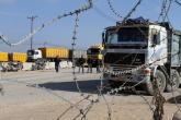 الاحتلال يقنن دخول الشاحنات إلى غزة