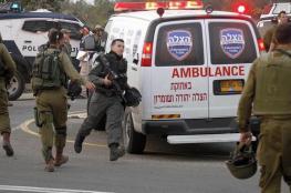 إصابة جنديين بحادث سير شمال القدس