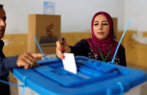 انطلاق عملية التصويت على استقلال إقليم كردستان العراق
