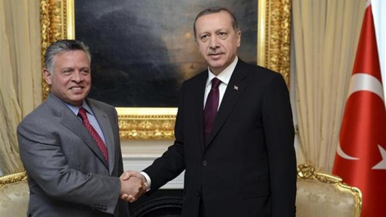 أردوغان يزور الأردن الأسبوع المقبل